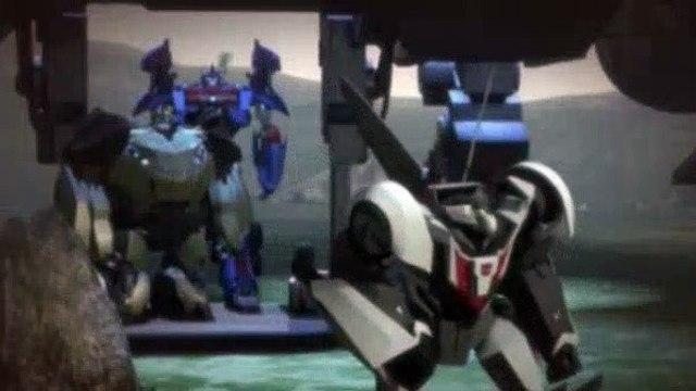 Transformers Prime Season 3 Episode 6 Chain of Command