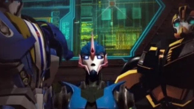 Transformers Prime Season 3 Episode 9 Evolution