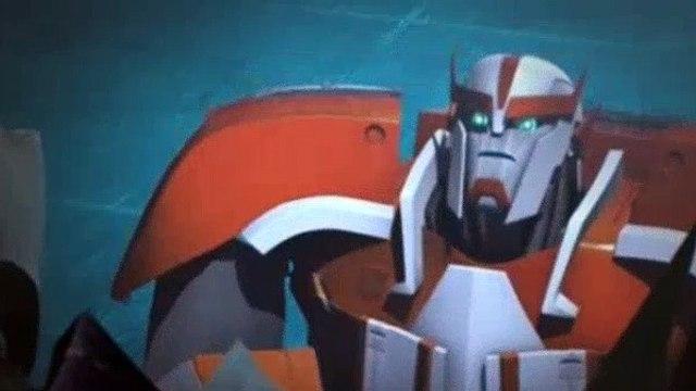 Transformers Prime Season 3 Episode 11 Persuasion