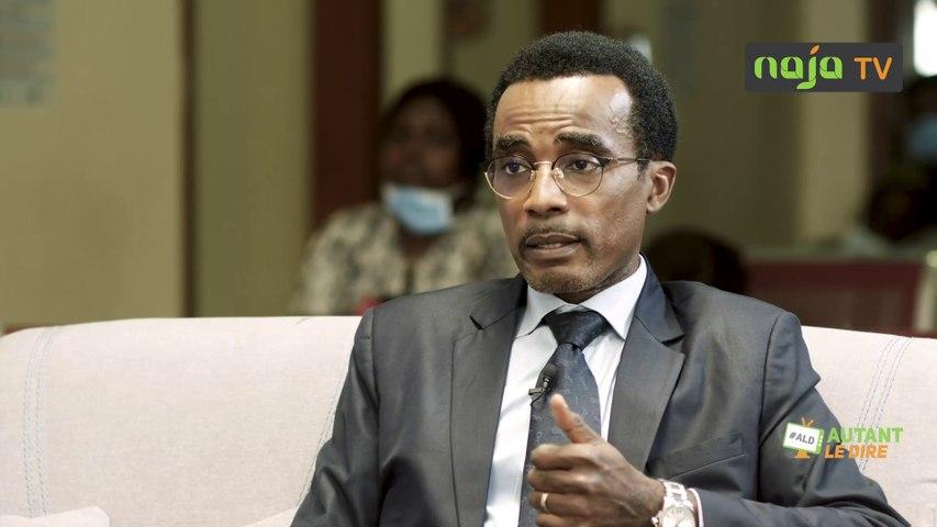 Dr Henry Nkumbe « Très peu d'ophtalmologues au Cameroun »