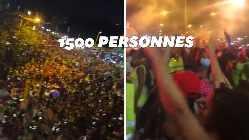 Des carnavals en Martinique et en Guadeloupe organisés malgré les interdictions