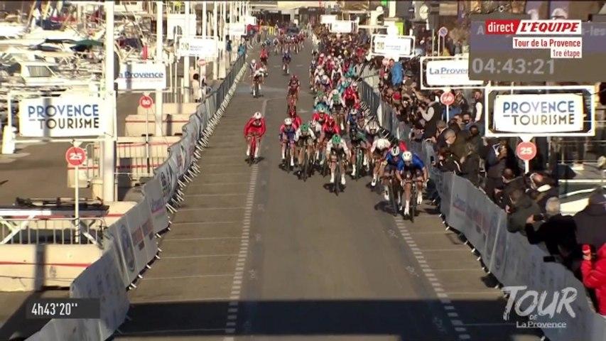 Ballerini remporte la 1re étape - Cyclisme - T. de la Provence
