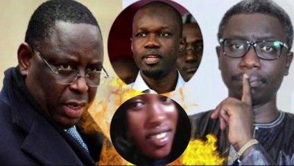 """Quand Pape Ngagne déverse sa colère sur Macky """" Boul tass Souniou Démocratie """""""