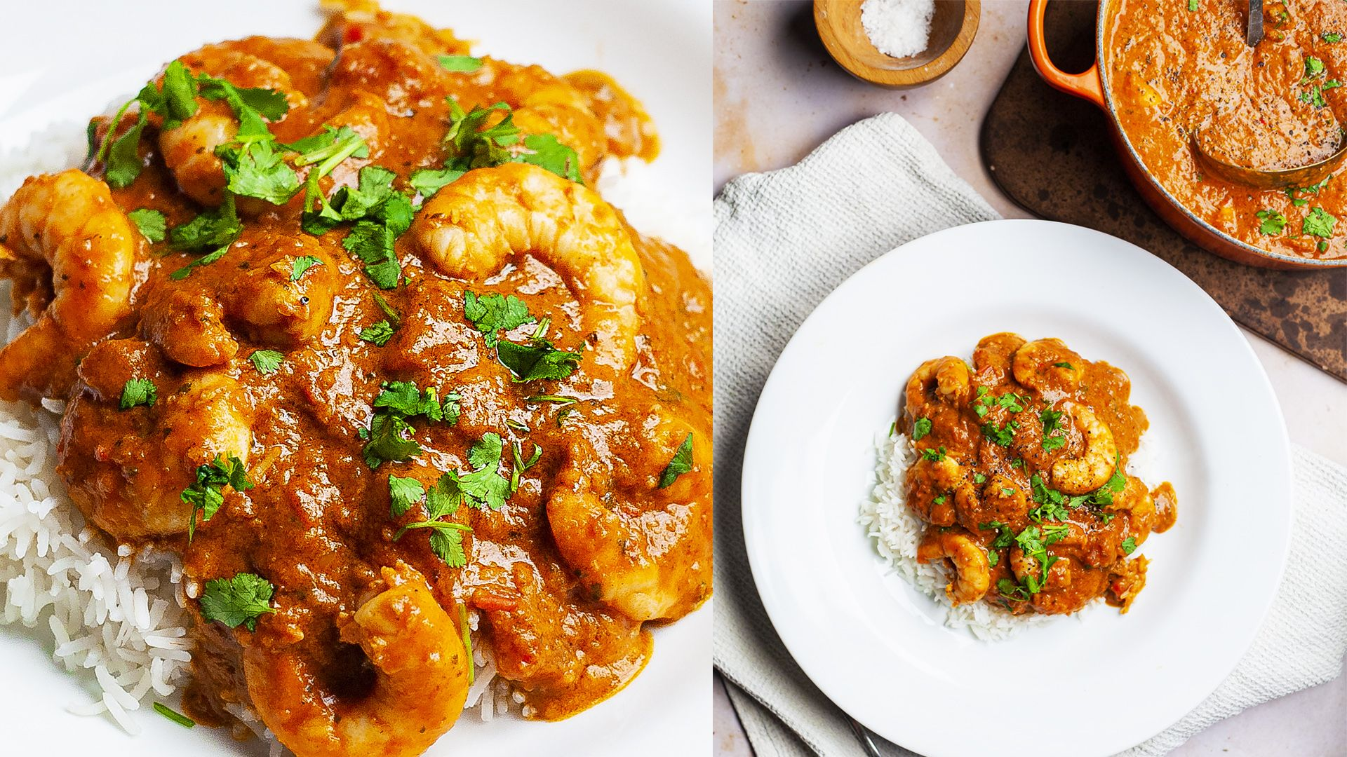 Speedy Prawn Peanut Curry