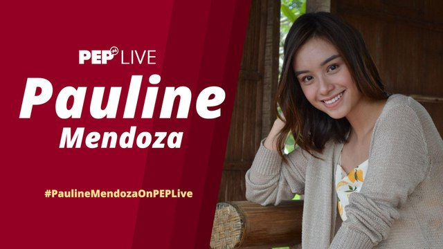 WATCH: Pauline Mendoza on PEP Live!