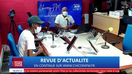 CHICONI FM TV - Avec la revue d'actualité de ce mardi 16 février 2021.