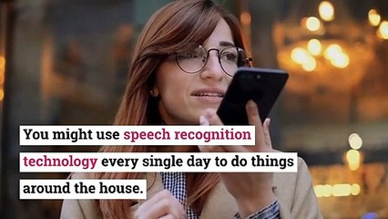 The Growth of Speech Recognition Technology