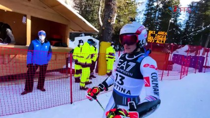 Backstage Jour 9  - Championnats du Monde de Ski Alpin – Cortina