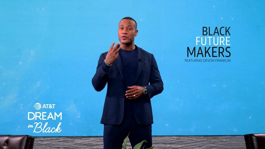 Black Futuremakers Episode 1: Marcus Carter