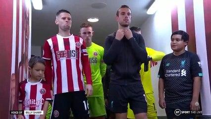 EPL 2019/20 R07  - Sheffield United vs. Liverpool FC - 1.Half