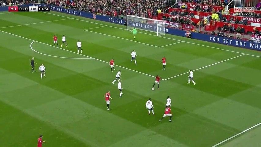 EPL 2019/20 R09  - Manchester United vs. Liverpool FC - 1.Half