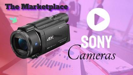 El Mercado: Camaras de video Sony