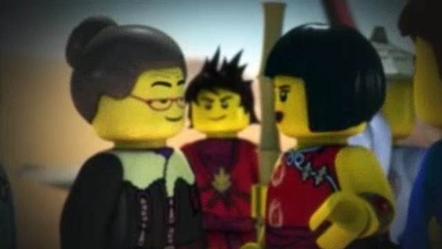 LEGO NinjaGo Masters Of Spinjitzu Season 1 Episode 3 Snakebit