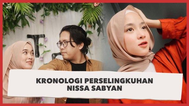 Kronologi Nissa Sabyan Dituduh Jadi Pelakor Teman Sendiri