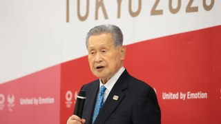 Tokyo Olympics president Yoshiro Mori quits after sexist comments uproar