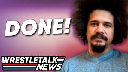 WWE Done With Carlito! Tony Khan 'Begging' WWE To Invade AEW! | WrestleTalk News
