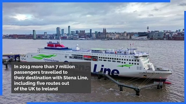 Everything you need to know about Stena Line Ferries