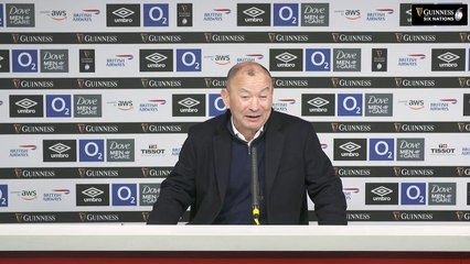 Post Match | Eddie Jones and Owen Farrell after England win over Italy | 2021 Guinness Six Nations