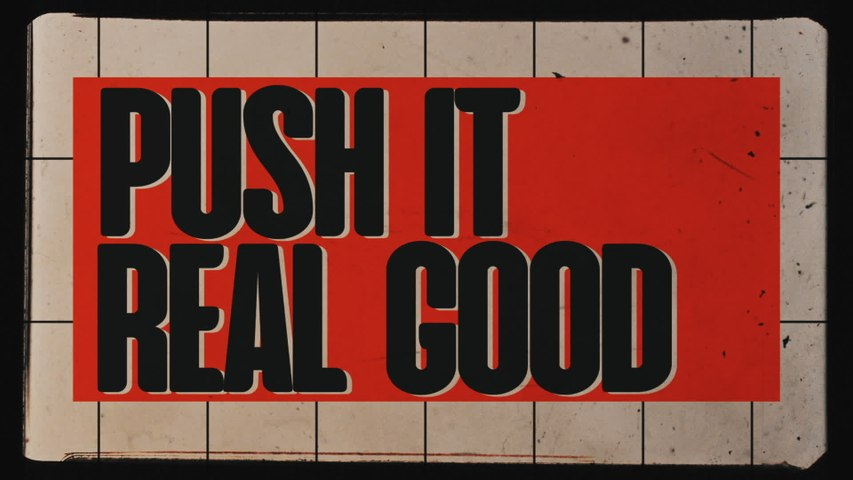 Tom Budin - Push It Real Good