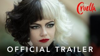 Cruella - Official Trailer - Emma Stone Disney vost