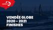 Finish Live Miranda Merron Vendée Globe 2020-2021 [EN]