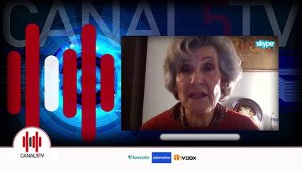 ENTREVISTA COMPETA Mª JOSÉ ALBARRACÍN EN CANAL 5TV