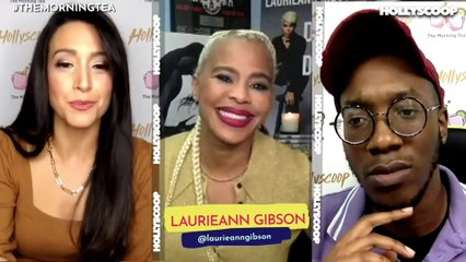 Choreographer for the Stars Laurieann Gibson Discusses Her New Book 'Dance Your Dance' On TMTL!