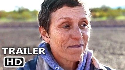 NOMADLAND Trailer 2 (NEW 2020) Frances McDormand, Drama Movie