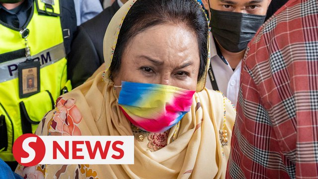 Lawyer: Rosmah emotionally upset, distressed upon hearing court's decision