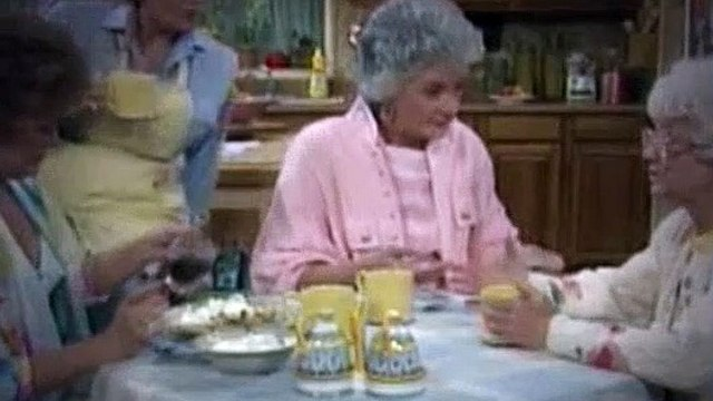 The Golden Girls Season 3 Episode 20 And Ma Makes Three