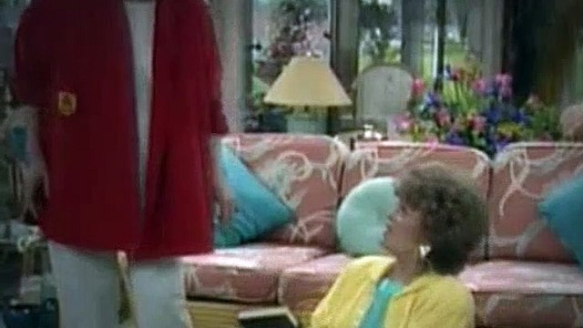 The Golden Girls Season 3 Episode 21 Larceny And Old Lace