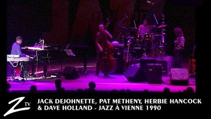 Herbie Hancock, Pat Metheny, Jack DeJohnette & Dave Holland - Jazz à Vienne 1990 LIVE