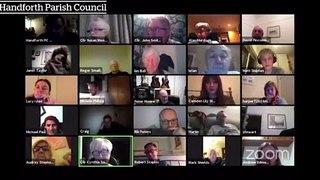 Handforth Parish Council meeting faces gatecrashers week after Jackie Weaver's viral fame