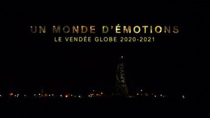 Un monde d'émotions - Le Vendée Globe 2020 en 52 minutes