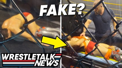 Scary WWE Injury Angle On NXT! WWE Star Shoots! AEW Dynamite Review | WrestleTalk News