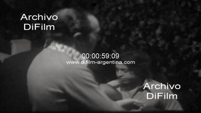 River Plate vs Huracan - Campeonato Metropolitano 1975