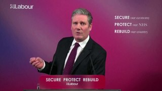 Labour Party leader Keir Starmer says that people want 'more from Government' in the wake of Covid-19