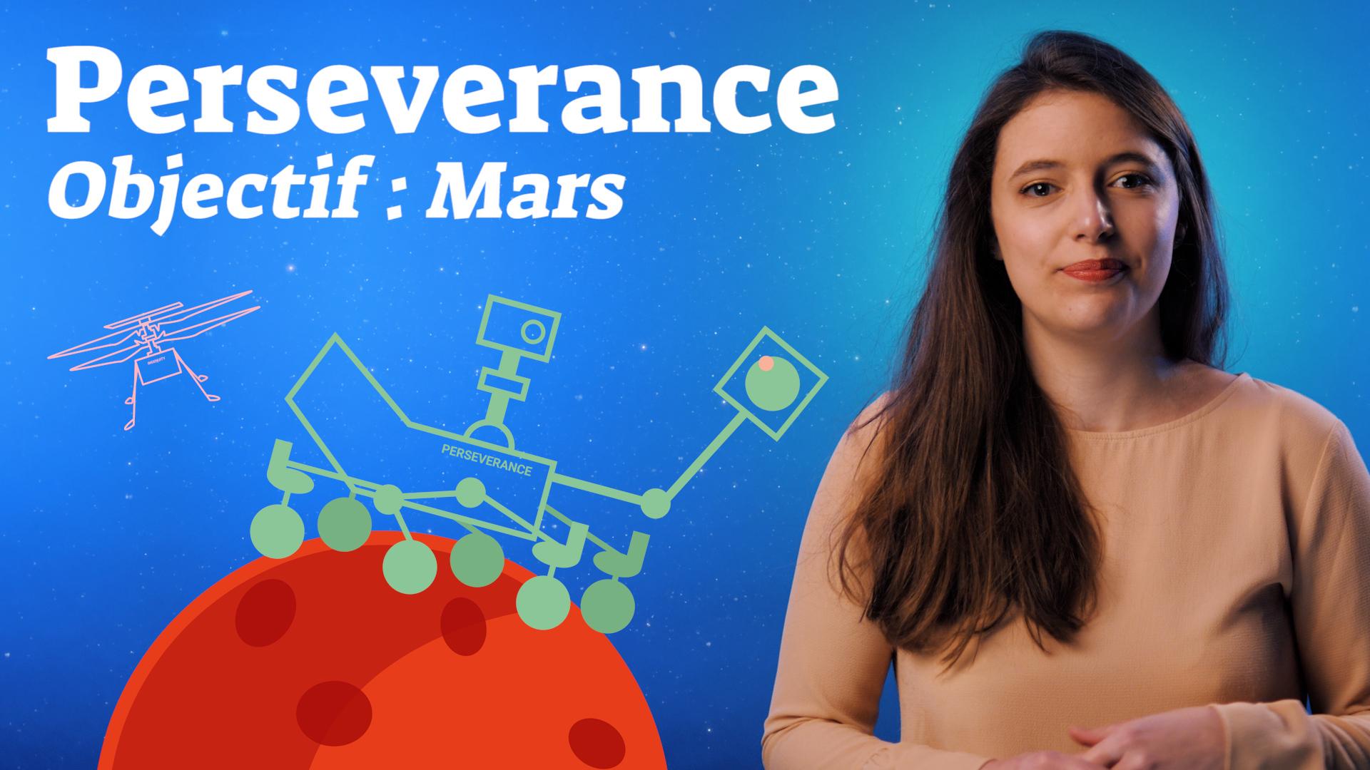 Perseverance arrive sur Mars : tout ce qu'il faut savoir sur sa mission