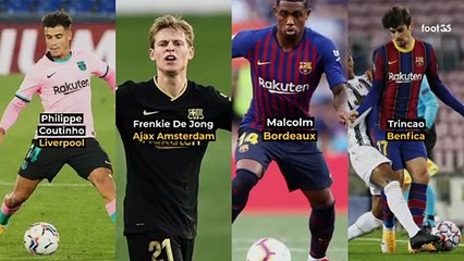 Quoi de neuf au FC Barcelone ?