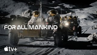 For All Mankind season 2 first look featurette -apple tv