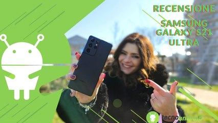 RECENSIONE S21 ULTRA: un vero ULTRA smartphone