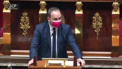 Régis Juanico présente sa proposition de loi visant à créer un fonds d'indemnisation dédié aux victimes de la covid-19