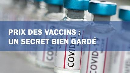 Achats européens des vaccins : un secret très bien gardé