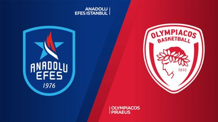 EuroLeague 2020-21 Highlights Regular Season Round 25 video: Efes 76-53 Olympiacos