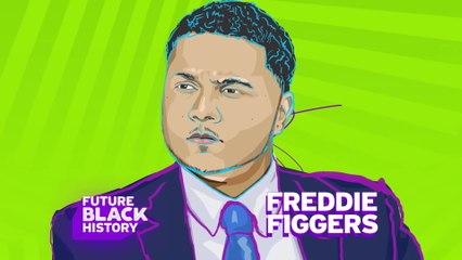 Future Black History Honors Freddie Figgers!