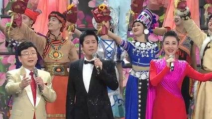 向美好的时代致敬!杨洪基 蒋大为 蔡国庆等带来《唱支山歌给党听》