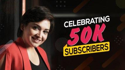 Celebrating 50K Subscribers  |_ Thank You All _| Lenas Magazine