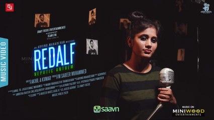 Redalf -Nepotic Anthem | _ Music Video _| Chinnu Mol Chacko |_ Akhil A Kumar _|  Arvind Mahadevan