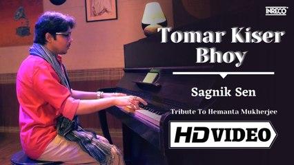 Tomar Kiser Bhoy   Bengali Romantic Song   Hemanta Mukherjee   Sagnik Sen
