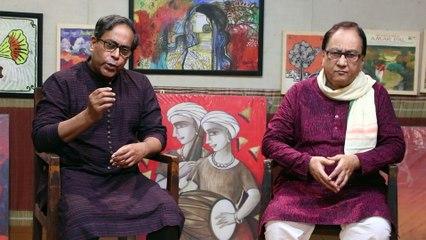 Mahabharata   Karna Krishna Sanglap   Robin Majumdar   Debshankar Halder